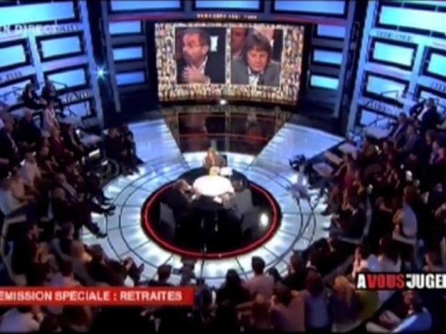Teaser - Arlette Chabot aux Mardis de l'ESSEC 15/03/2011
