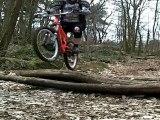 freeride vtt Essonne bikepark