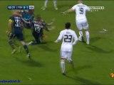 22.02.11 - Olympique Lyonnais c. Real Madrid - Los goles