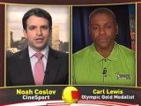 Carl Lewis: U.S. Gold Standard