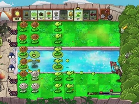 Plants VS Zombies Video game preview