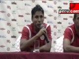 Peru.com: Raúl Ruidíaz, jugador de Universitario