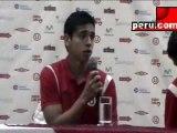 Peru.com: Mario Soto, jugador de Universitario