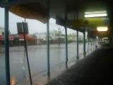 Cyclone cote est Australie