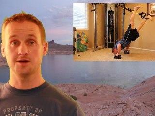 Handstand Pushup Training -- Shoulder Press ...