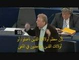 Tunisie - discours parlement europeen