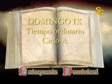 Videocatequesis Domingo IX ordinario-A