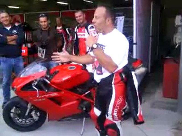 stage ducati