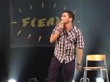 Solay au Fieald du Théâtre Trévise - 20 février 2011