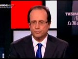 Internationales sur TV5 - RFI et Le Monde - 27/02/11