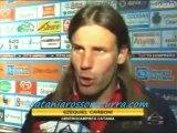 Post match Catania-Genoa, le interviste di Sala Stampa
