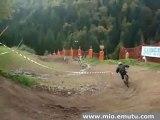 bike keeps racing