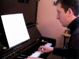 Waziers : un jeune pianiste professionnel du cru