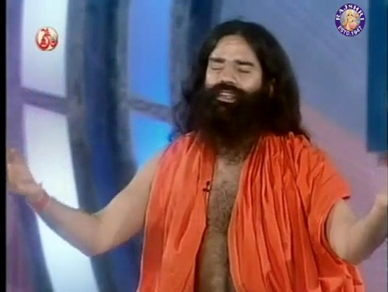 Baba Ramdev - Daily Yoga Aasans-Monday (Somvaar)
