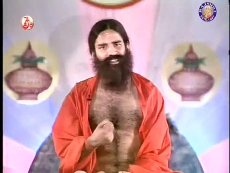 Baba Ramdev Yoga For Kidney Diseases Kidney Ke Liye Video Dailymotion