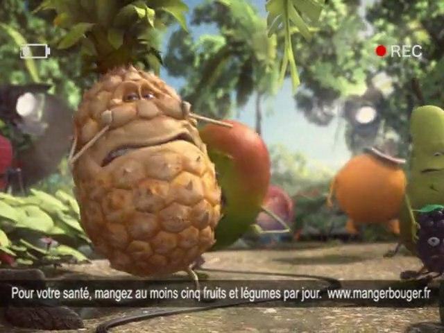 Pub Oasis - Au Jus de Fruits - Alan Anas