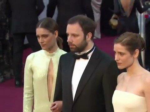 Dogtooth @ The Oscars 2011 Red carpet