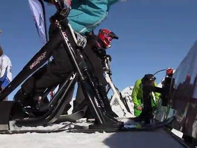 Isola 2000 - 2ème épreuve du Championnat de France de Snowsc