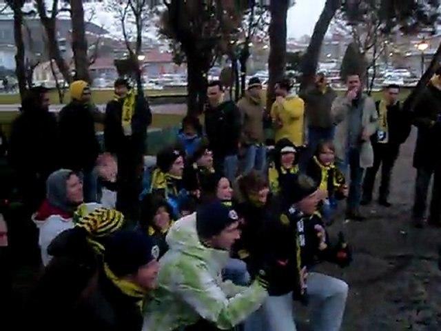 Vamos-Lillestrøm Kanaria Solidarity 26 Şubat 2011 İstanbul