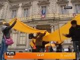 La journée sans immigrés mobilise peu (Lyon)
