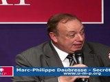 UMP : Nous portons les débats que les Français attendent