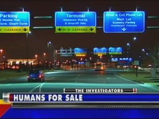 """Humans For Sale """"modern day slavery"""""""