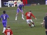 EPL - Chelsea v. Man Utd 01-03-11 Rooney 0-1 [HD]