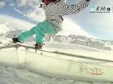 Val d'Anniviers video - 1st March 2011 Grimentz
