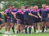 Rugby365 : Le Stade Français prêt pour le combat