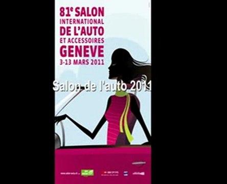 Salon de l'auto de Genève 2011