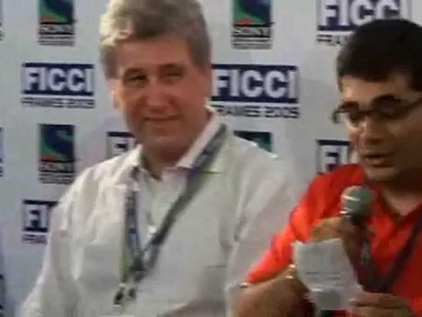 Not a Child's Play Anymore: Gaming gets serious -Introduction (FICCI Frames 2009)