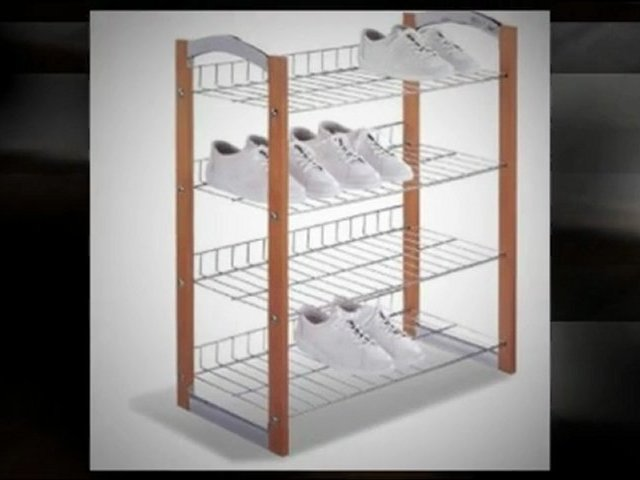 Practical Shoe Rack Organizer For Your Room