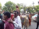 Inde 2010 - Ajmer - Cortège de mariage 2