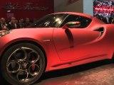 2011 Geneva Motor Show - Alfa Romeo 4C Concept