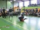 Battle de danse Hip Hop à Lisses