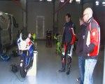 ESSAIS PRIVES MICHELIN TEAM AZ MOTO EXPERT MARS 2011