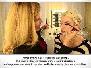 Le make-up Black swan