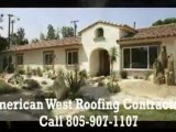 Tile Roofing Agoura Hills CA 805-907-1107