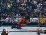 WWF KOTR 2000 McMahons, Triple H vs Taker, Kane, Rock Part 2