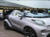 smart forspeed Geneva Motor Show 2011 Press Confernce