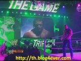 Catch attack Raw 4/03/11-Undertaker & HHH