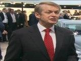 Mercedes-Benz Press Confernce Geneva 2011 Dr. Thomas Weber