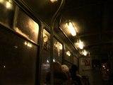 voyage dans un bus russe