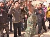 Libyan rebels 'push west' after securing Ras Lanuf