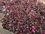 Jet de harengs et rigodon d'honneur au carnaval de Dunkerque