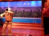 Artificial Intelligence - The Asimo Honda Humanoid Robot