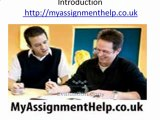 Assignment help, thesis help, dissertation help Uk