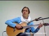 Kiss Me-Ruddy Meicher -Percussive Fingerstyle guitar