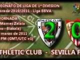 Jor.27: Athletic 2 - Sevilla FC 0 (6/03/11)