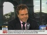 Luc Chatel invité de JJ Bourdin - BFM TV / RMC Info